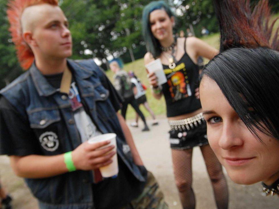 Svátek punkerů - Antifest Svojšice