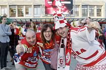 Fan Fest zahájil hokejovou sezonu 2012/2013 v Pardubicích