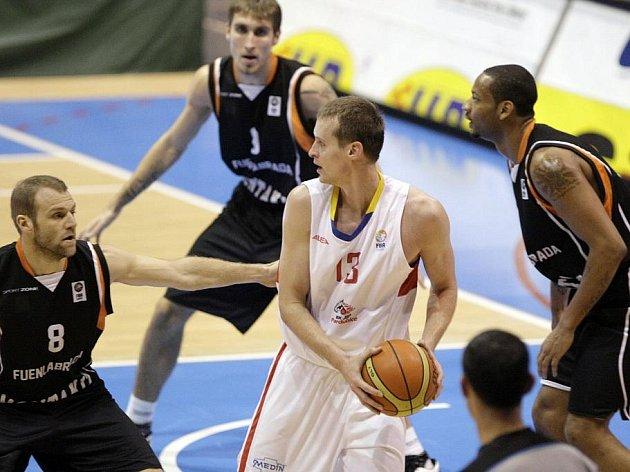 BK JIP Pardubice – Baloncesto Fuenlabrada SAD 73:79