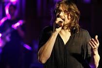 Zpěvák Dan Bárta vyprodal pardubický Dům hudby
