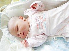 Elizabeth Horváthová se narodila 29. listopadu v 19:41 hodin. Vážila 3850 gramů a měřila 51 centimetrů. Mamince Zuzaně byl tatínek Tomáš u porodu oporou a oba už se těší, až budou mít dceru doma, v Pardubicích.