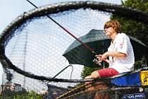 Mistrovství světa v lovu ryb udicí na plavanou v Pardubicích