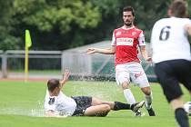 MOL Cup - 1. kolo: SK Vysoké Mýto - FK Pardubice 0:2
