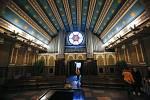 Možnost podívat se do zákulisí pardubického krematoria během dne otevřených dveří využily stovky návštěvníků.