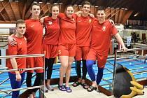Společné foto úspěšného týmu