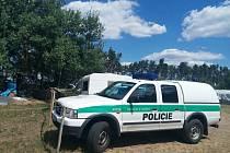 Okolnosti úmrtí utonulé ženy na místě prověřuje policie.