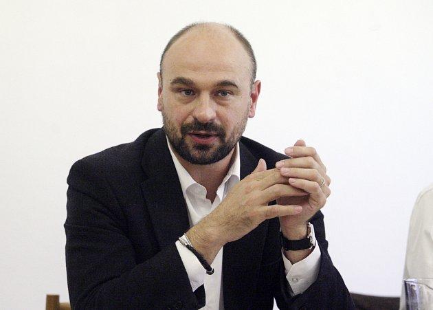 Martin Kolovratník.