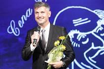 Lumír Olšovský oceněný za mužský dabingový výkon roku 2018.