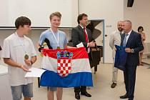 Nejlepší mladí matematici ze střední Evropy počítali v Pardubicích.