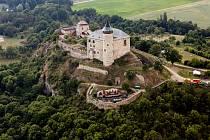 Pardubice a okolí z výšky.