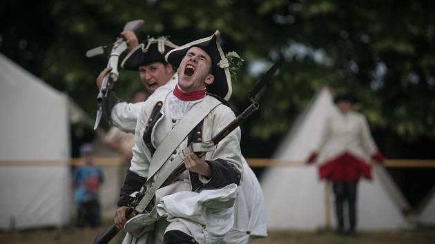 Zapomenutá bitva - 260. výročí srážky u Holic 1758