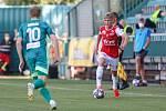 FORTUNA:LIGA - 1. kolo: FK Pardubice - MFK Karviná