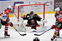 Hokejová extraliga: HC Dynamo Pardubice - HC Olomouc