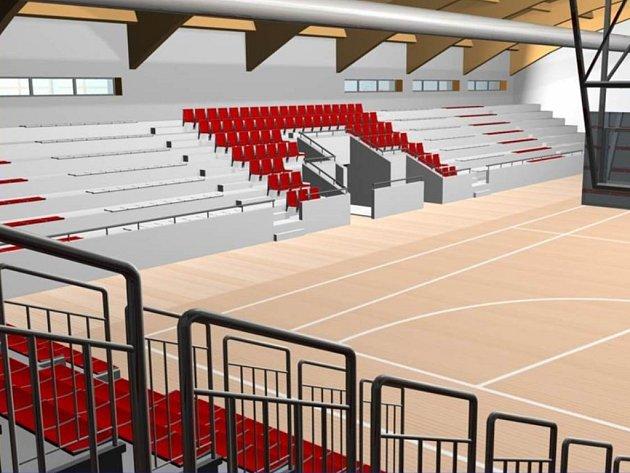 Největší položkou budou nové mobilní tribuny, které umožní nárůst kapacity až na 1063 diváků. Po stavebních úpravách se kapacita hlediště zvedne až na 1400 diváků.
