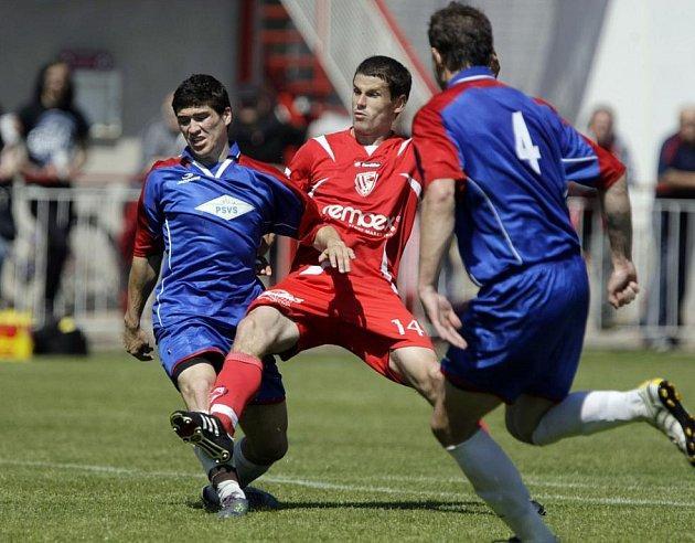 26. kolo ČFL: FK Pardubice – FK Kunice 2:1