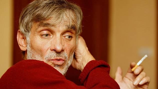 Známí herci Jiří Lábus a Oldřich Kaiser zavítali v sobotu večer do Východočeského divadla s představením  pražského Divadla Kalich Don Quijote.