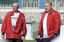 Pavel Hynek (vlevo) a Ladislav Lubina