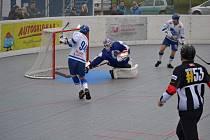 Hokejbalisti HBC Autosklo H.A.K. Pardubice