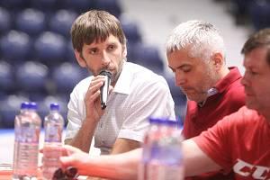 Martin Sýkora, předseda představenstva a generální ředitel HC Dynamo Pardubice