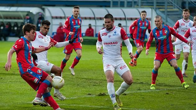 Pardubice se s Plzní potkaly v lednu, nyní je na programu odveta.