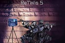 Radar ReTWis 5 - Mobilní radar ReTWis 5 vyvynutý pardubickou společností Retia.