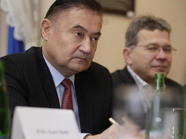 Senátor Vladimír Dryml