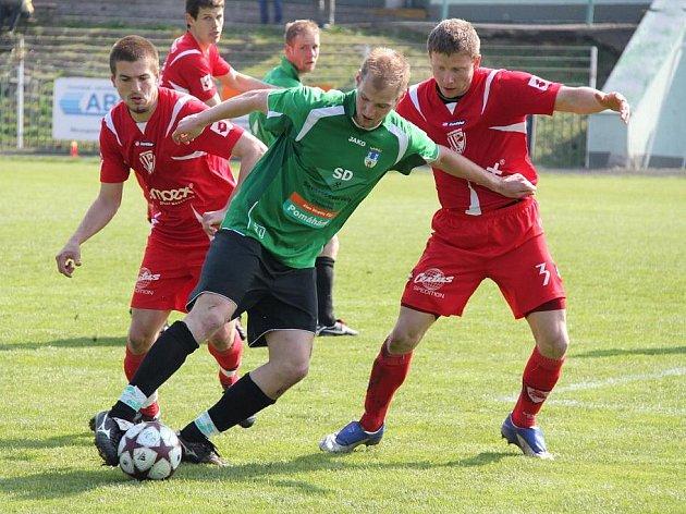 FC Chomutov – FK Pardubice 0:1