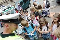 Den otevřených dveří u pardubické policie