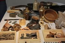 V sobotu 16. října patřil Pardubický zámek archeologům, amatérským badatelům, dětem i všem fanouškům archeologie. Východočeské muzeum se připojilo k mezinárodnímu dnu archeologie.