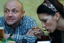 Robert Nebřenský a Dorota Novoná