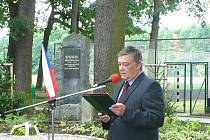 Pietní slavnost v Lesoparku J. Potůčka-Tolara