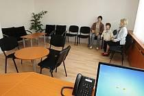 Šetrná výslechová místnost má maximálně snížit stresovou zátěž obětí.