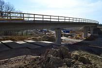 Stav výstavby dálnice D35.