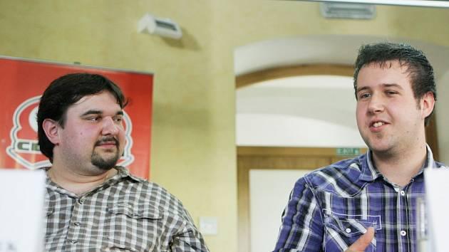 Režisér a scénárista. Tomáš Magnusek a Patrik Ulrich