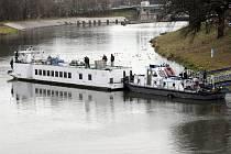 Loď Arnošt z  Pardubice