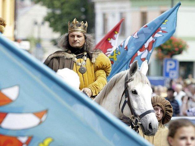 Přelouč oslavovala 750 let od doby, kdy se stala městem