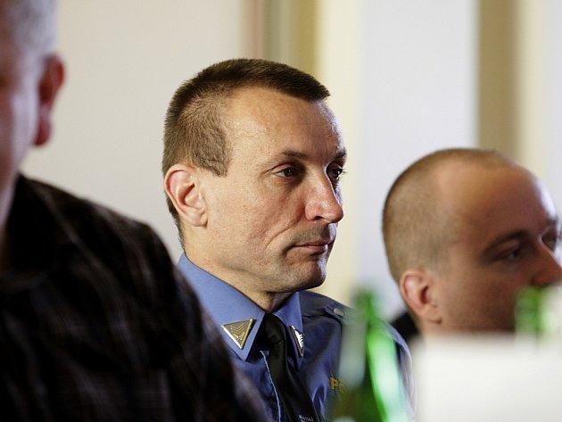 Ředitel pardubické městské policie Petr Kvaš