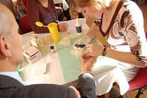 Měření hladiny cukru v krvi