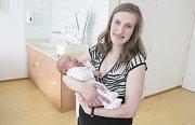 LUKÁŠ DOPITA se narodil 10. března v 17 hodin a 30 minut s mírami 3440 gramů a 51 centimetrů. Maminku Lucii podpořil u porodu tatínek Marcel. Doma v Hrobicích na Lukáše čeká šestiletá Daniela.