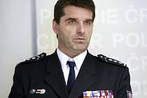 Jan Švejdar, ředitel Krajského ředitelství policie České republiky Pardubického kraje