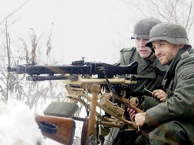 Kluby vojenské historie zahájily sezónu 2011 v Přelouči