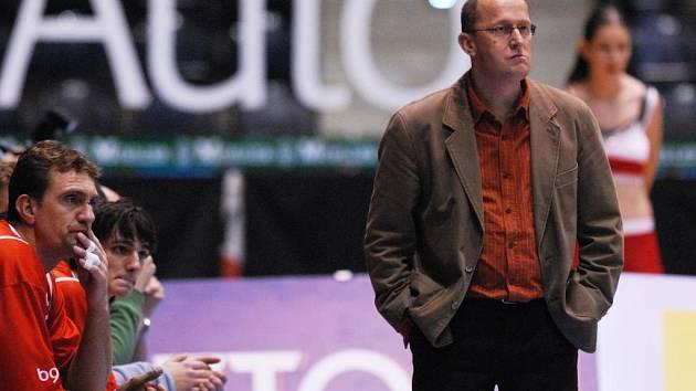 Bývalý trenér pardubických basketbalistů Ivan Vojtko