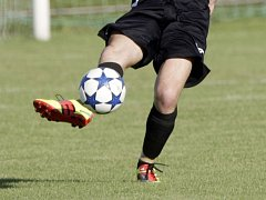 Fotbal - ilustrační foto