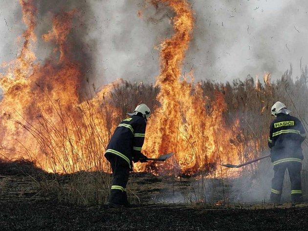 Požáry jsou velmi časté.