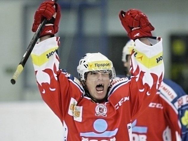59:59! a Václav Benák srovnal na 3:3