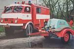 Dobrovolní hasiči v Horní Rovni mají i vlastní minimuzeum.