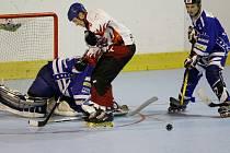Play–off v in line hokeji skončilo příznivě pro obhájce mistrovského titulu IHC Reflex Zlín