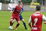 Pardubice B - Letohrad 5:0 (fotbalová divize C).