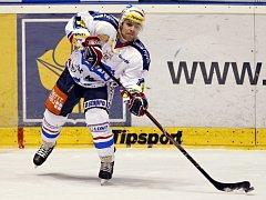 Rastislav Špirko v Pardubicích již působil (na snímku z roku 2010), potom strávil čtyři sezony v KHL.