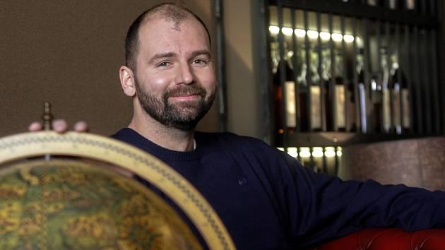 Generální manažér pardubických basketbalistů Martin Marek.